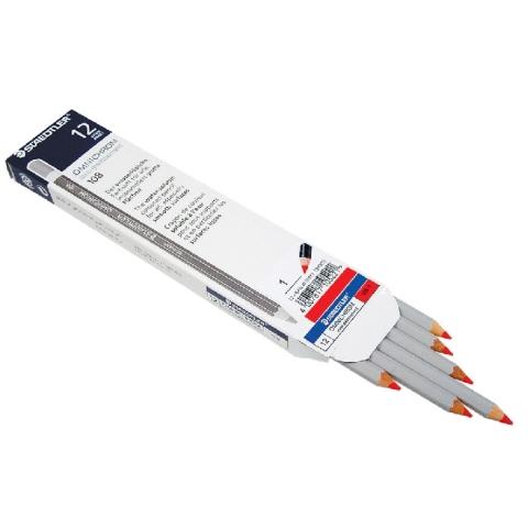 Ołówek Omnichrom czerwony