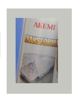 Akemi impregnacja - opakowania 5l