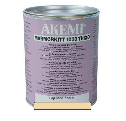 Akemi MK 1000 Thixo Paglierino ciemny
