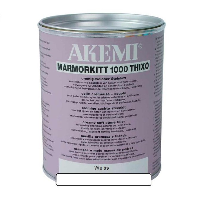 Akemi MK 1000 Thixo biały
