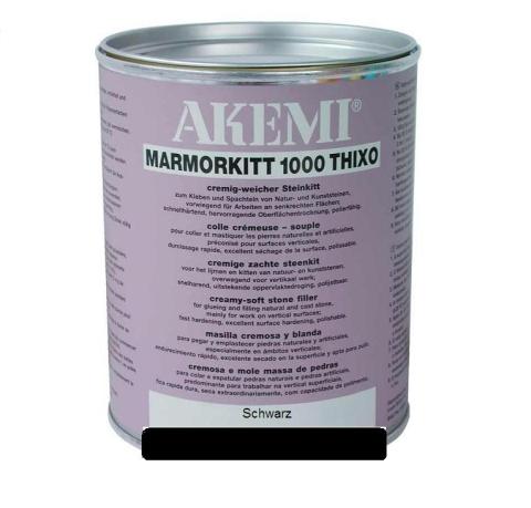 Akemi MK 1000 Thixo Schwarz