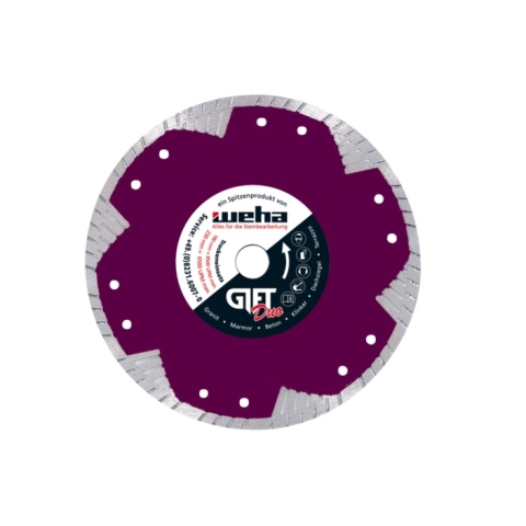 Dia-Tarcza 230/22,2  Gift-Duo