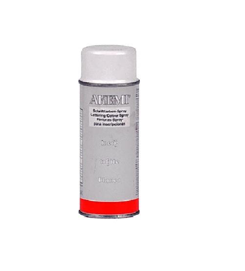 Akemi Farba liternicza biała (Spray)