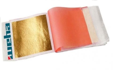 Listki złota Weha 23 3/4 karata - zwykłe