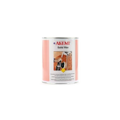 Akemi Solid Wax czarny