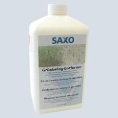 Saxo Grunbelag-Entferner - usuwanie zielonych nalotów