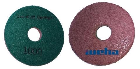 Dia-Kist Sponge 130mm  K-1000