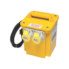 Transformator separacyjny 230/110 V
