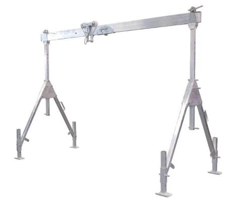 Konstrukcja ALU - Pico 500kg
