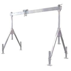 Konstrukcja ALU - UNI 1000 kg