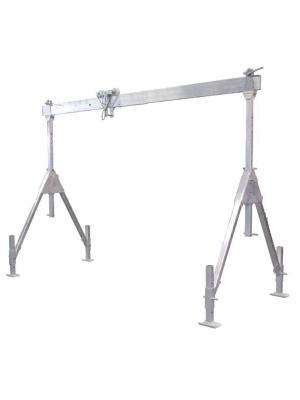 Suwnice aluminiowe bramowe