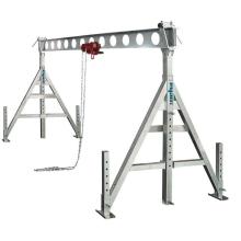 Suwnica  aluminiowa 4m - 1500 kg