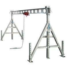 Konstrukcja ALU - IP2T   2000 kg