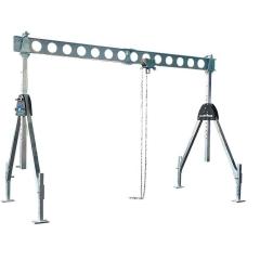 Konstrukcja ALU - Split 1500 kg