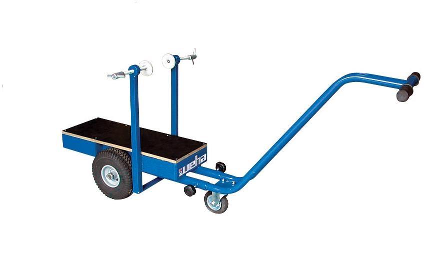 Wózek dwukołowy Łabędź
