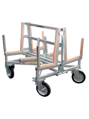 Wózki i stoły transportowe