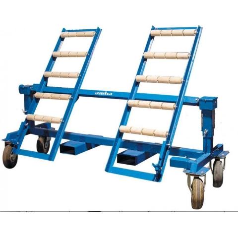 Stół transportowy uchylny - ręczny