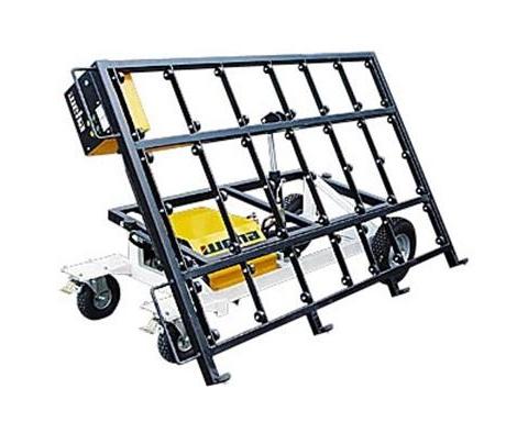 Stół transportowy uchylny - akumulatorowy