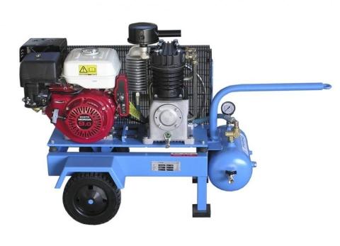 Kompresor spalinowy P700