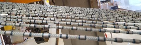 Dia-Linka 8,3 mm 37P Granit Multi