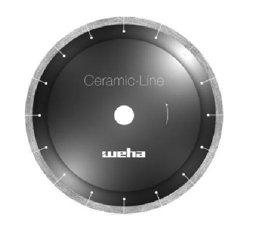 Dia-Tarcza 250/30 Ceramic-line