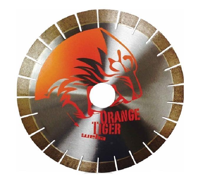 Dia-Tarcza 400/60 SW Orange Tiger H26 GR