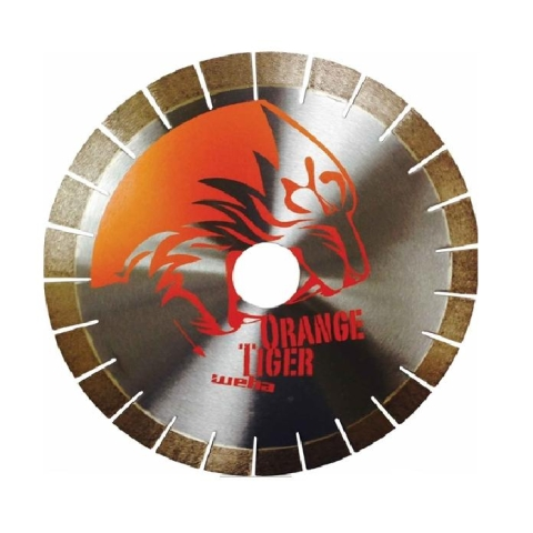 Dia-tarcza 500/60 SW Orange Tiger GR