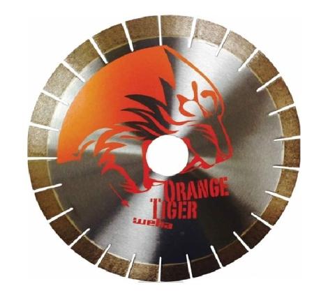 Dia-Tarcza 600/60 SW Orange Tiger GR