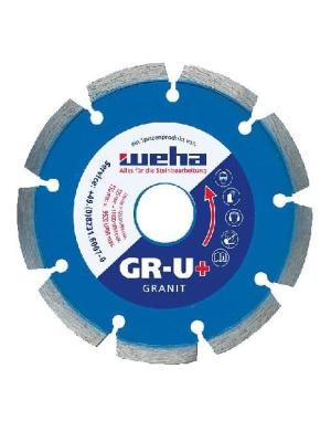 Tarcze diamentowe 115-230mm na sucho