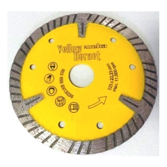 Dia-Tarcza 125/22,2 Yellow Hornet SA