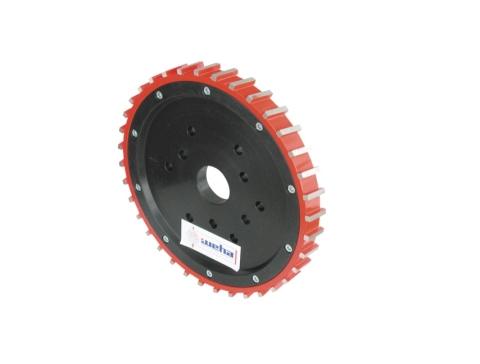 Frez Obwodowy 350mm PVC GR