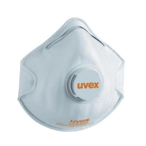 Maska p/pyłowa Uvex SilvAir Classic 2210
