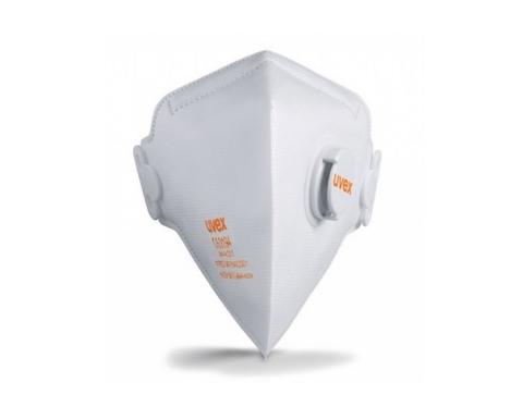 Maska p/pyłowa Uvex SilvAir Classic 3220