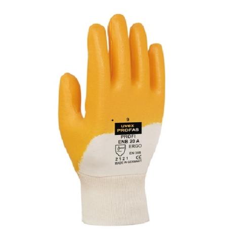 Rękawice Uvex Profil Ergo roz.6