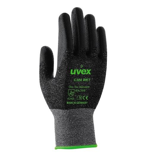 Rękawice Uvex C300 Wet roz.7