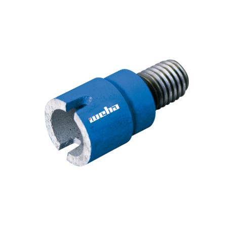 Frez główkowy niebieski 20mm AL12 M12