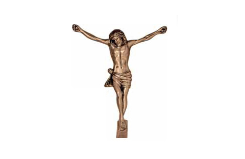 Wizerunek Chrystusa 14 cm