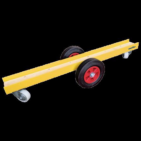 Wózek Jamnik Long Yellow Line