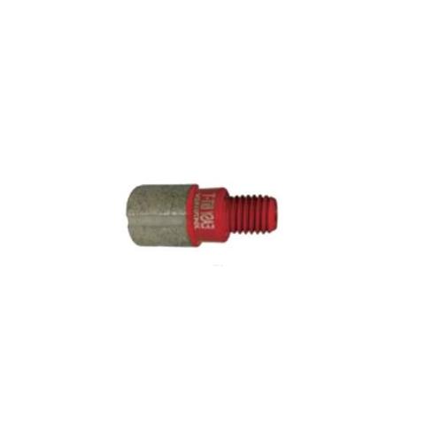Frez główkowy czerwony 20mm AL20M12 CNC