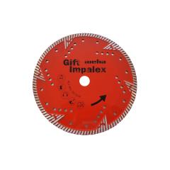 Dia-Tarcza 125/22,2  Gift-Impalex
